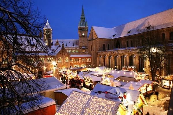 Braunschweig Germany  city pictures gallery : ... Allen School´s German Exchange visit to Braunschweig November 2014