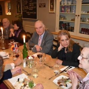 Annual Dinner 2015